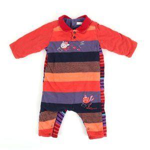CATIMINI play suit, boy's size 9M